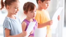 Lapset laulavat