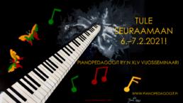 Pianoseminaarimainos